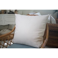 Natural Canvas Style Pillow Cover