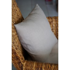 Linen-like Pillow Cover