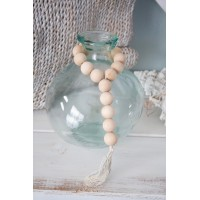 Perline - Wooden Beads Hanging Decor Piece