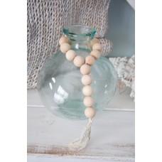 Perline - Wooden Beads Hanging Decor Piece