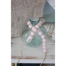 Perline Viola - Wooden Beads Garland